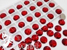 Стеклянные стразы Crystal Unite Siam 10мм, 12мм, 14мм