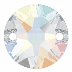 Swarovski арт. 3288 Crystal AB пришивные стразы 8мм, 10мм, 12мм