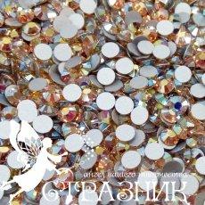Preciosa VIVA12 Gold Quartz AB ss16