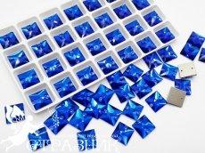 Стеклянные стразы Crystal Unite Capri Blue 10мм, 12мм, 14мм