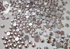 Стеклянные стразы Люкс ss6/12/16/20, цвет Mine Silver