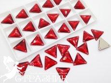 Стеклянные стразы Crystal Unite Siam 16мм