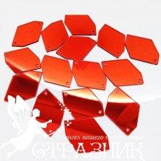 Пришивные зеркала 24*34мм Siam